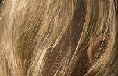 Hoe vindt u een nieuw opmaakprofiel voor fijn dun haar