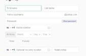 Over Yahoo E-mail Accounts