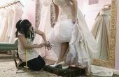 Verborgen kosten van trouwjurken