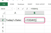 Hoe te berekenen van een datum in Excel