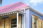 Hoe u kunt bepalen welke kleur te schilderen van uw veranda