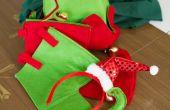 How to Make Cheap kerst kostuums