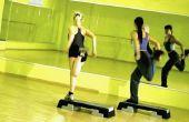 Aerobics & krullen Hamstring