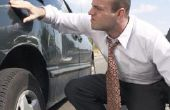 De verzekering wettelijke aansprakelijkheid op stationaire voertuigen betrokken bij een ongeval in Texas