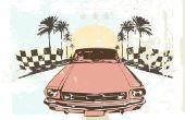 1964 Ford Mustang kleuren