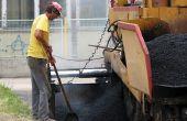 Profs & tegens van een asfalt oprit