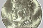Hoeveel Is een 1964 zilveren halve Dollar waard?