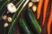 Voedingsmiddelen die oestrogeen bevatten