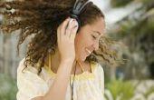 Over het opslaan van muziek naar uw telefoon