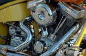 Hoe te te herbouwen van een motorfiets Motor
