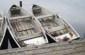 Manieren om te wijzigen van aluminium Jon boten