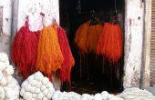 How to Make kleurstof uit kruiden