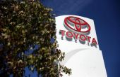 1987 Toyota pick-up specificaties