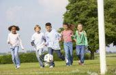 Activiteiten die goed voor kinderen met het syndroom van Tourette zijn