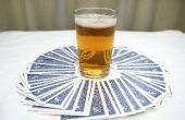 Regels voor het kaartspel waterval