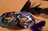 How to Make Mardi Gras decoraties