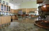 Hoe te te remodelleren van een keuken & badkamer voor goedkoop
