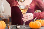 Vijf kostuum ideeën voor barmannen bezig met Halloween