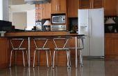 Keuken apparatuur Checklist