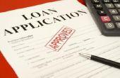 Mijn man hoeft te weten ik ben het krijgen van een lening?