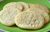 Hoe bak koekjes in een elektrische Oven