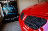 Pontiac motor identificatie