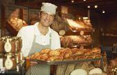 Hoe te schatten van verkoop voor een nieuw bedrijf van de bakkerij