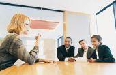 Hoe om aan te geven ter ziele bedrijven op een CV