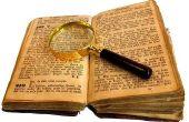 Hoe te kopen van het auteursrecht voor een oud boek