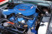 Materialen voor het maken van drukstangen voor motoren