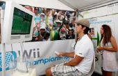 """Hoe verplaats naar het Net in """"Wii Sports"""""""
