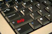 Hoe kunt u een vaste schijf terugzetten naar de oorspronkelijke fabrieksinstellingen op Compaq laptops