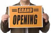 Feestelijke Opening kantoor partij ideeën