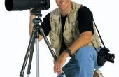 Hoe de Camera te gebruiken op een spotten Scope