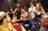 Mexicaanse Fiesta Party spel