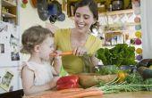 Voedsel ideeën voor kleuters met een graan allergie