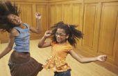 Muziek afspeellijst voor een Kid's partij