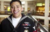 Hoe te dragen Marine Mini medailles