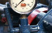 Hoe het verhogen van de oliedruk in een auto