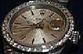 Het instellen van de tijd op een Rolex horloge