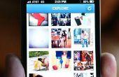 Hoe te zetten Facebook foto's op Instagram