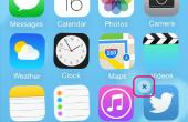 Problemen met lijnen op een iPhone scherm