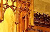 Gotische meubels geschiedenis
