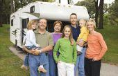 Mobile Home parken in Zuid-Texas