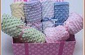 Hoe maak je een Dot Chenille Baby deken