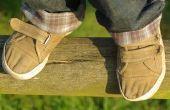 Remedies voor stinkende voeten voor kinderen