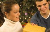 De ideeën van de gift voor een tienermeisje te geven aan haar vriendje
