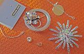 Hoe te identificeren van Sterling Silver vs. verguld zilver