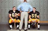 Salaris van College Football sterkte & Conditioning Coaches