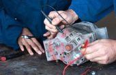 Technologieën die worden gebruikt door Auto mechanica